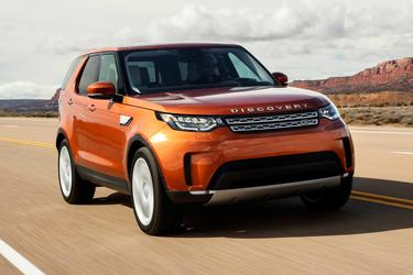 2020 Land Rover Discovery HSE SUV Slide