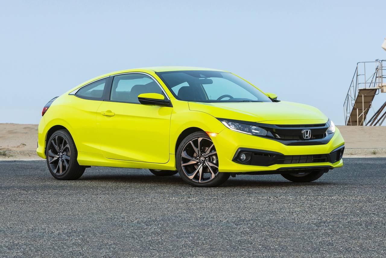 2020 Honda Civic Hatchback SPORT TOURING Slide 0
