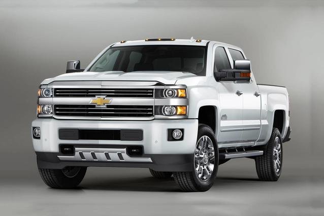 2019 Chevrolet Silverado 2500Hd LTZ Standard Bed Slide 0