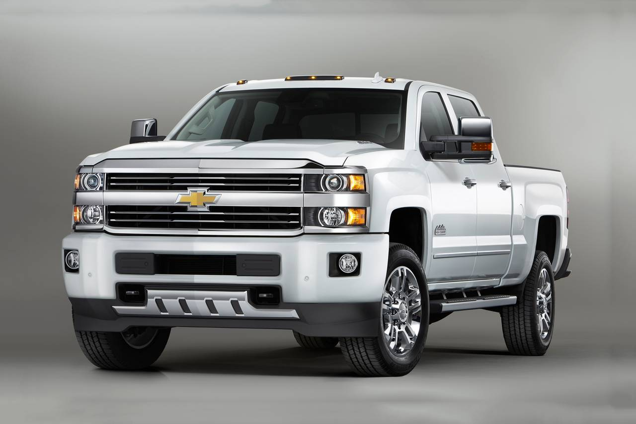 2019 Chevrolet Silverado 2500HD LTZ Slide 0