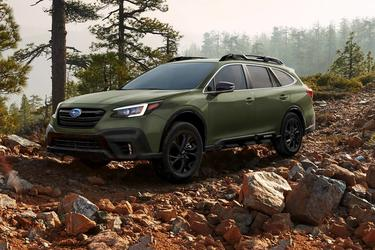 2020 Subaru Outback LIMITED SUV Slide