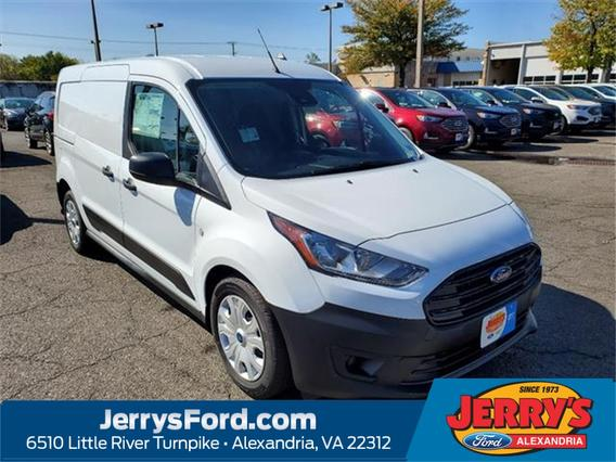 2020 Ford Transit Connect XL Van Slide 0