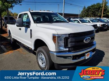 2019 Ford F-250SD XL Extended Cab Pickup Slide