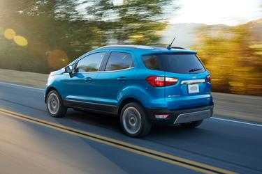 2020 Ford EcoSport SE SUV Durham NC
