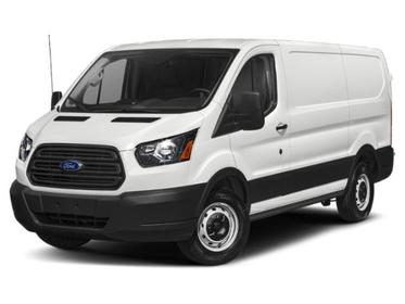 "Oxford White 2019 Ford Transit Van T-150 148"" LOW RF 8600 GVWR SLIDING RH DR Full-size Cargo Van Huntington NY"