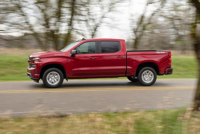 2020 Chevrolet Silverado 1500 LT Pickup North Charleston SC