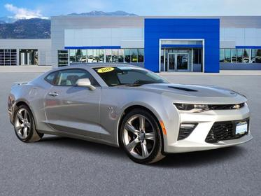 2018 Chevrolet Camaro 1SS 2dr Car Slide