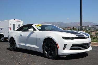 2017 Chevrolet Camaro 2LT Convertible Slide
