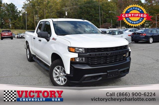 2019 Chevrolet Silverado 1500 WORK TRUCK Extended Cab Pickup Slide 0