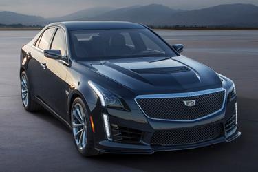 2017 Cadillac CTS-V BASE Slide