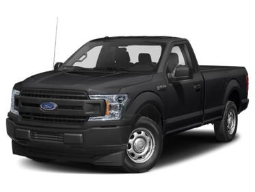 Agate Black Metallic 2019 Ford F-150 XL Standard Bed Huntington NY
