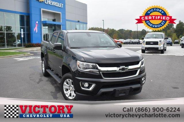 2016 Chevrolet Colorado 4WD LT Crew Cab Pickup Slide 0