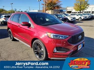 Ruby Red 2019 Ford Edge ST SUV Alexandria VA