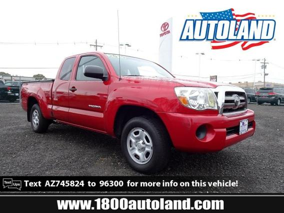 2010 Toyota Tacoma  Extended Cab Pickup Slide 0
