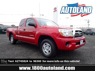 2010 Toyota Tacoma  Extended Cab Pickup Slide