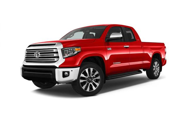 2020 Toyota Tundra 4Wd 1794 EDITION Short Bed Slide 0