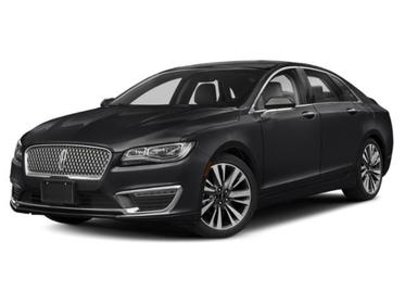 Infinite Black Metallic 2019 Lincoln MKZ RESERVE 4D Sedan Huntington NY