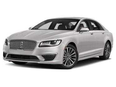 White Platinum 2019 Lincoln Mkz Hybrid 4D Sedan Huntington NY