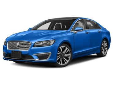 Blue 2020 Lincoln Mkz STANDARD 4D Sedan Huntington NY