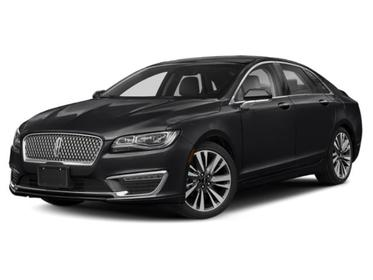 Black 2020 Lincoln Mkz STANDARD 4D Sedan Huntington NY