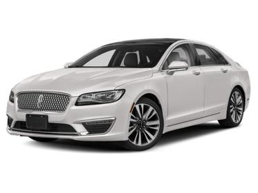 White Platinum Metallic Tri-Coat 2020 Lincoln MKZ RESERVE 4D Sedan Huntington NY