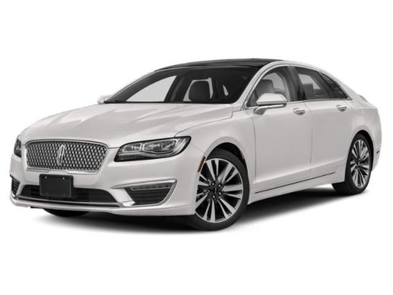 2020 Lincoln MKZ RESERVE 4D Sedan Slide 0