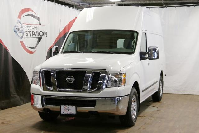2018 Nissan NV3500 HD Cargo SL Van Slide 0