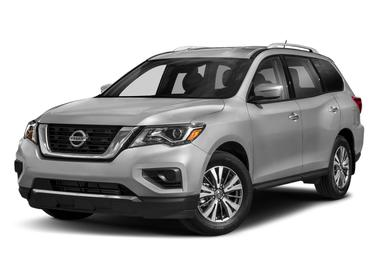 Brilliant Metallic 2019 Nissan Pathfinder S SUV Neptune NJ