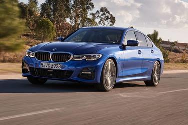 2020 BMW 3 Series 330I Sedan Apex NC