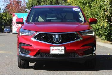 2019 Acura RDX W/TECHNOLOGY PKG SUV North Charleston SC