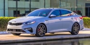 Grey 2020 Kia Optima S 4dr Car Neptune NJ