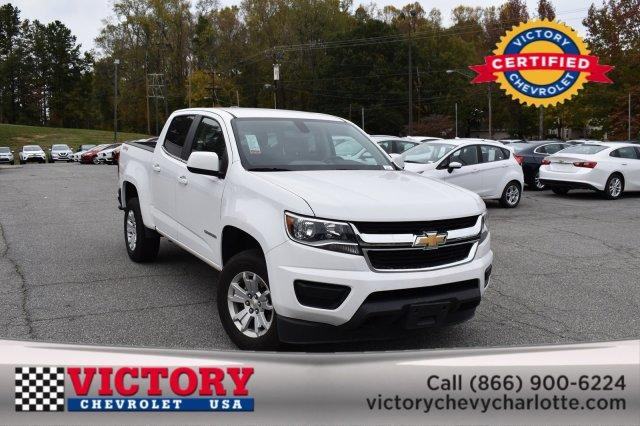 2019 Chevrolet Colorado 4WD LT Crew Cab Pickup Slide 0