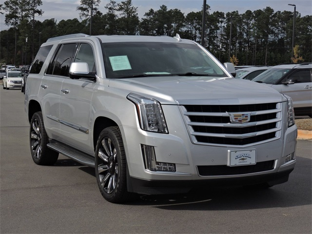 2015 Cadillac Escalade LUXURY SUV Slide