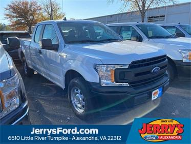 Oxford White 2020 Ford F-150 XL Extended Cab Pickup Alexandria VA