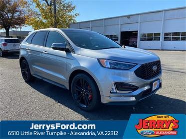Silver 2020 Ford Edge ST SUV  VA