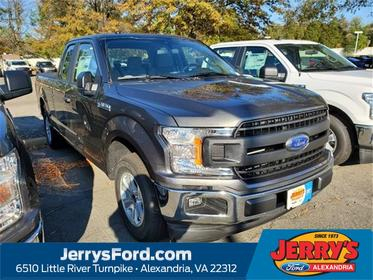 2019 Ford F-150 XL Extended Cab Pickup Slide