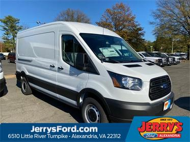 Oxford White 2019 Ford Transit-150 BASE Van  VA