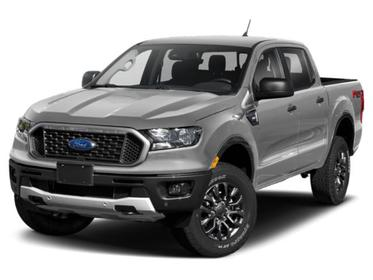 2019 Ford Ranger LARIAT Short Bed Slide