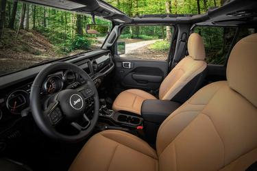2020 Jeep Wrangler Unlimited SPORT S Convertible Hillsborough NC