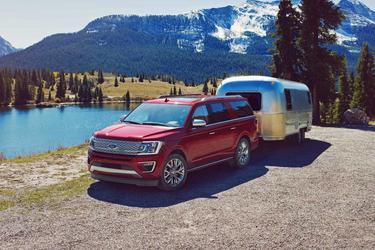 Blue Metallic 2020 Ford Expedition Max PLATINUM SUV Manassas VA