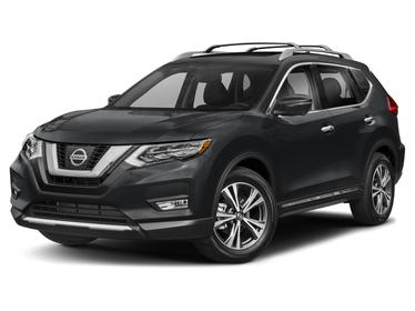 Magnetic Black Pearl 2019 Nissan Rogue SL SUV Neptune NJ