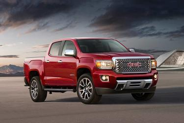 2018 GMC Canyon 2WD SLE Pickup Slide