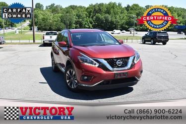 2018 Nissan Murano SV (BRAND NEW LEATHER!) SUV Slide