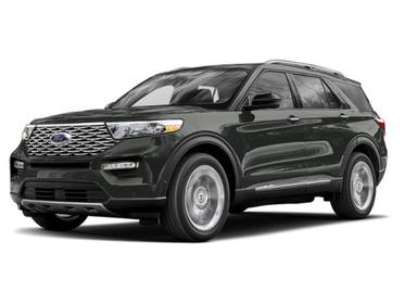 Magnetic Metallic 2020 Ford Explorer PLATINUM SUV Huntington NY