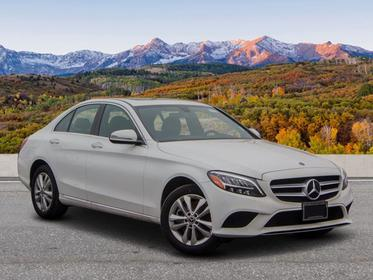 2019 Mercedes-Benz C-Class C 300 4dr Car Slide