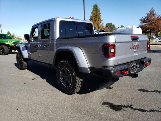 2020 Jeep Gladiator RUBICON Crew Cab Pickup Hillsborough NC