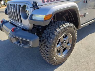 2020 Jeep Gladiator RUBICON Crew Cab Pickup Garner NC