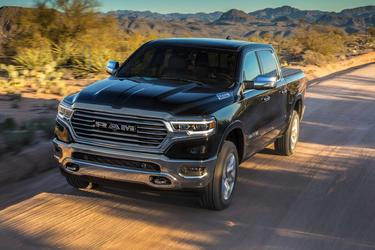 2020 RAM 1500 LARAMIE Short Bed Slide 0