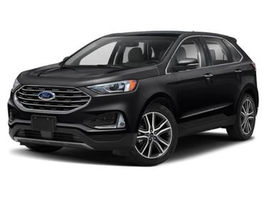 Agate Black 2020 Ford Edge SEL SUV Huntington NY