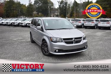2019 Dodge Grand Caravan GT(CAPTAIN CHAIRS!) Minivan Slide